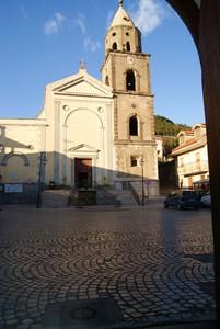 Piazza Bronzetti vista dal Municipio