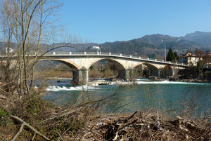 Il ponte di Sant' Ansano
