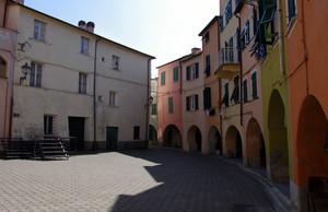 il cuore del Borgo Rotondo