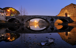 Ponte al Mercatale@sunset