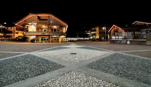 Piazza Guglielmo Marconi – Canazei