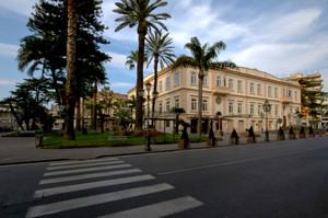 Piazza Matteotti, Sant'Agnello
