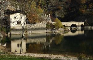 L'Eremo e il ponte