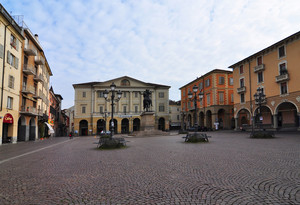 Piazza del Centro città