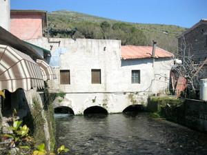 Bellona ponticello su sorgenti di Triflisco