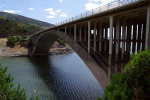Ponte sul Flumendosa