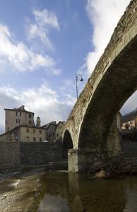 Il ponte del borgo vecchio