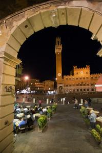 Piazza del Palio – Siena