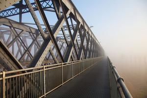 verso la nebbia