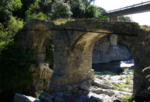 l'ultimo ponte prima della Francia