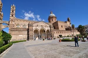 Piazza della Cattedrale – Palermo