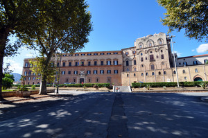 Piazza Indipendenza – Palermo