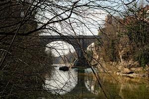 Il ponte del diavolo e la foresta incantata