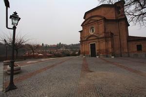 Piazza santa Maria delle spine
