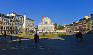 Una stella per Santa Maria Novella