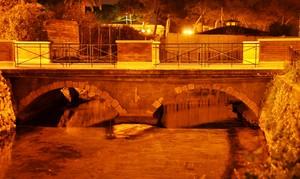 Ponte sipontino di Viale Foggia sul Canale delle Acque Alte