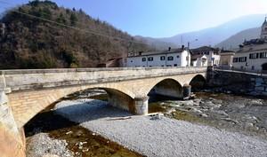 Il ponte sul grana