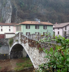 Ponte  sul Cuccio