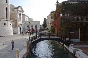 Per le…vie di Venezia.