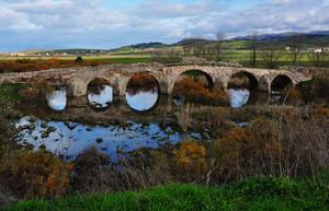 Il Ponte Romano di Ozieri