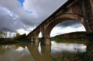 Ponte Ferroviario sul Tevere