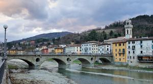 Dove la Romagna si fonde con la Toscana