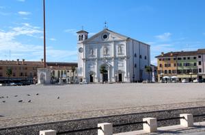 """''Il Duomo """"piazza grande""""'' - Palmanova"""