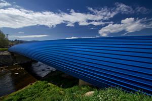Il ponte Blù
