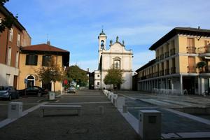 Una piazza tutta rinnovata