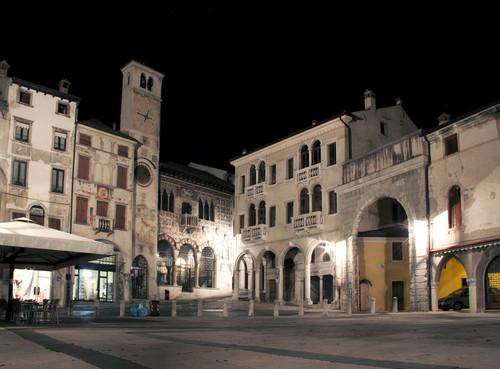 Piazza della Fontana, Vittorio Veneto (TV)