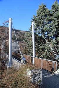 ponte sulla ferrovia