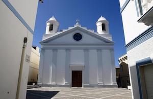 Calasetta Piazzetta della parrocchiale