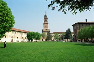 Piazza del Castello Ducale