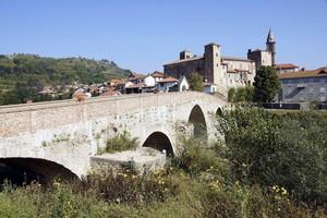 Il Ponte romano di Monastero Bormida