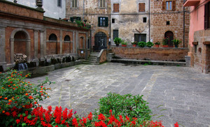 piazza e fontana