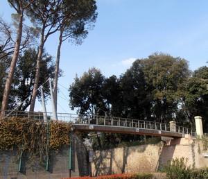 Il ponte dei giardini