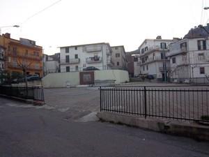 Piazza Annunziata a Caccuri