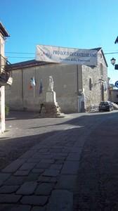 Piazza Giuseppe Rotondo a Castelsilano
