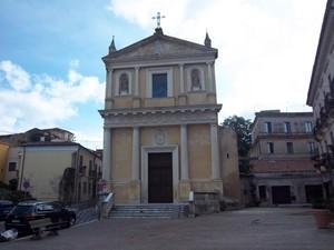 Piazza dell'Immacolata a Crotone