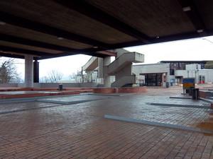 Piazza Chiodo ad Arcavacata