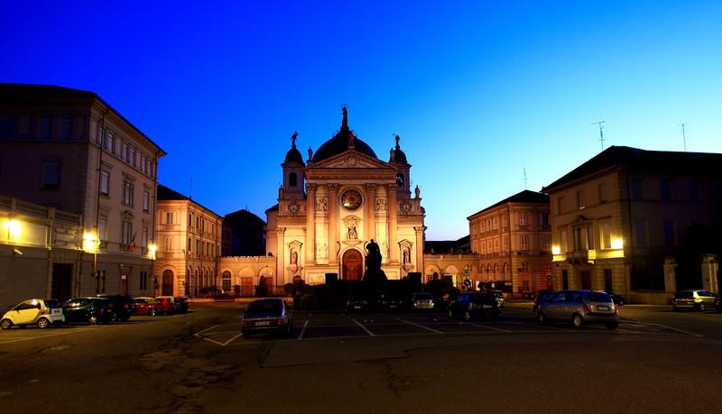''Piazza Maria Ausiliatrice'' - Torino