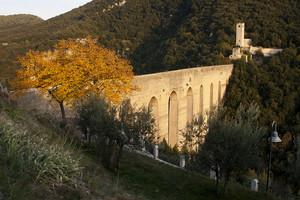 Ponte delle Torri versione autunnale