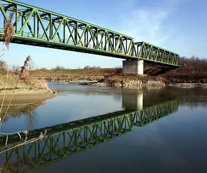 Un ponte per la ferrovia