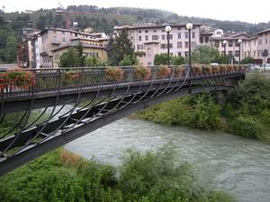 Rovereto, ponte pedonale