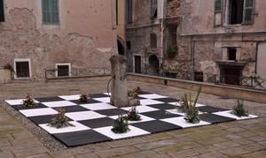 piazzetta delle erbe Ventimiglia alta