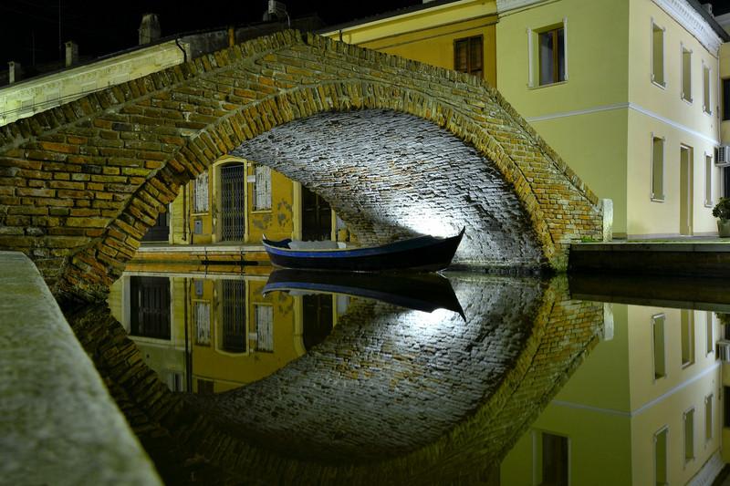 ''La Barca…'' - Comacchio