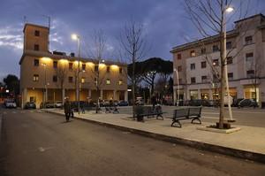 Passeggiando per Piazza Italia