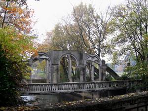 Un ponte malandato