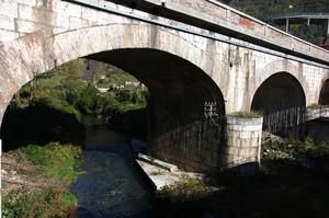 il ponte sul Velino