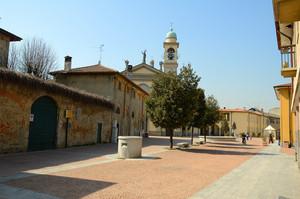 Piazza Alessandro Manzoni